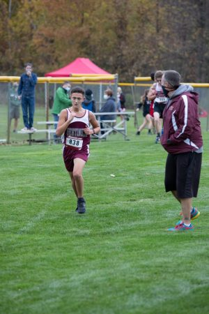 Sentinel Runners Take It in Stride