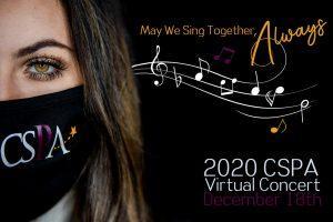 CSPA Virtual Concert Event