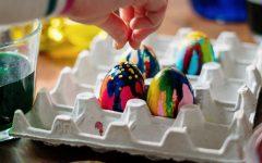 Eggciting Easter's beginings de-shelled